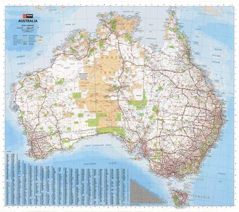 free road maps of australia australia hema large map buy maps of australia australia