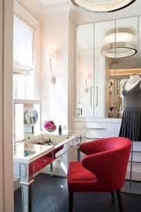 Vanity Table In Closet Mirrors Everywhere Amazing Lighting Mirrored Vanity