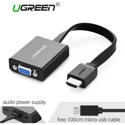 Micro Hdmi To Vga Converter Adapter Cable With Conversion Chip An popular hdmi vga adapter buy cheap hdmi vga adapter lots