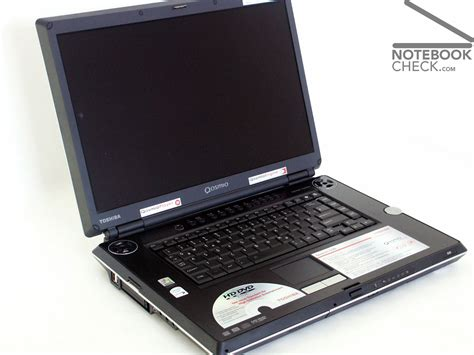 Proyektor Toshiba review toshiba qosmio g30 notebookcheck net reviews
