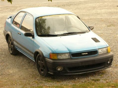 2007 Toyota Tercel 1992 Toyota Tercel Other Pictures Cargurus