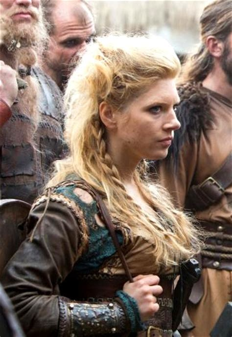hair styles from the vikings tv show lagertha lagertha hair and her hair on pinterest