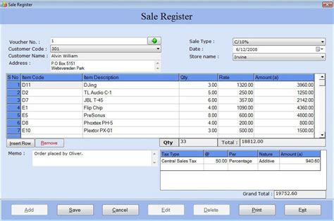 Software Gratuito screenshot simple bookkeeping software financial