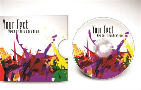 Music Cd Cover Background Free Vector Download 50 254 Free Vector For Commercial Use Format Cd Cover Template Powerpoint