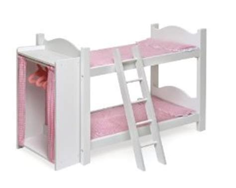 doll bunk beds with ladder and storage armoire my music city mommy family savings nashville tennessee