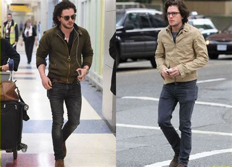 Hair Style Kit Shoes by How To Get Kit Harington S Style