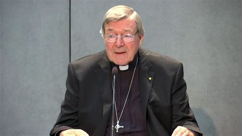 Nbc Pch Announcement 2017 - cardinal pell makes statement following announcement of