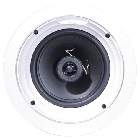best buy in ceiling speakers klipsch r1650c 6 5 quot in ceiling speaker single home