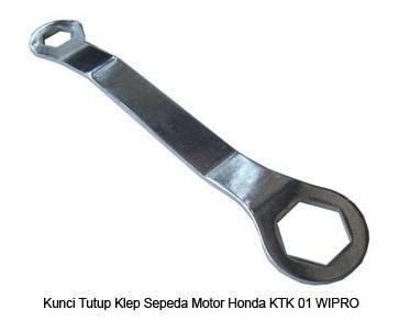 Kunci L Untuk Setel Klep jual kunci tutup klep untuk spd motor honda ktk 01 wipro harga murah surakarta oleh cv raswo
