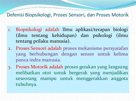 biopsikologi adalah pb 3 biopsikologi dan psm akbid paramata muna