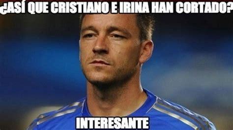 Memes De Cristiano Ronaldo - los memes de cristiano ronaldo e irina shayk peri 243 dico hoy