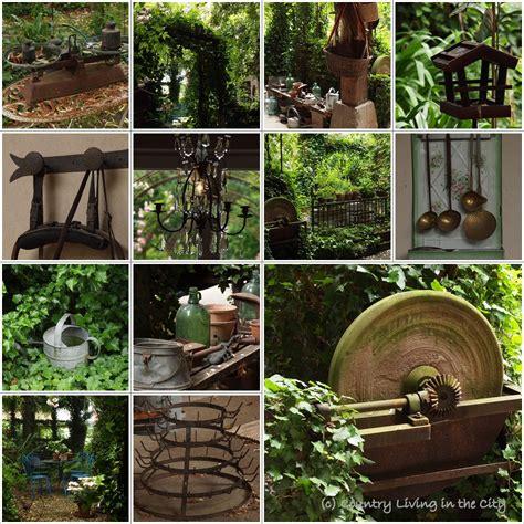Country Garden Deko by Garden Trips Gartenreisen 171 Country Living In The City