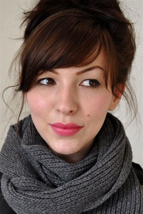 sweep fringe hairstyles 17 best ideas about side fringe hairstyles on pinterest
