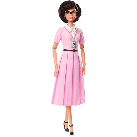 katherine johnson nasa barbie katherine johnson barbie doll perfectory barbie edition