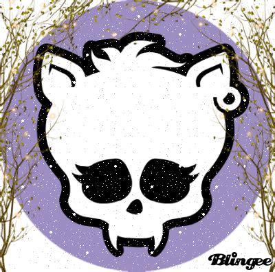 imagenes de calaveras anime calavera de clawdeen wofl fotograf 237 a 129238576 blingee com