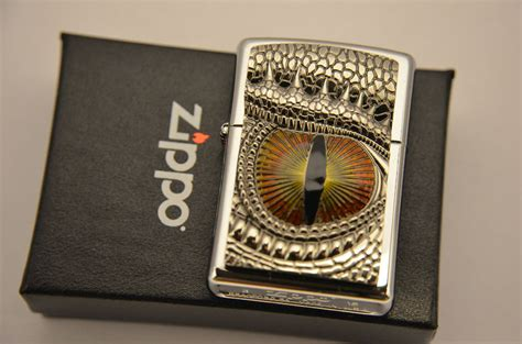 L In Zippo by Zippo Eye Limited Collector Item