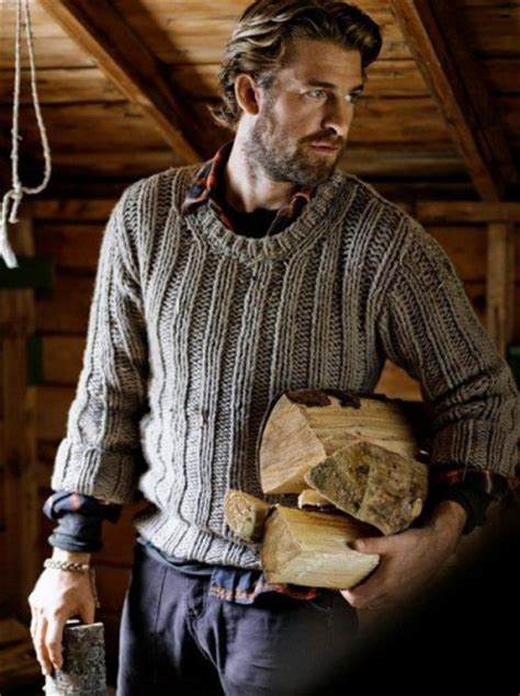s cable knit style