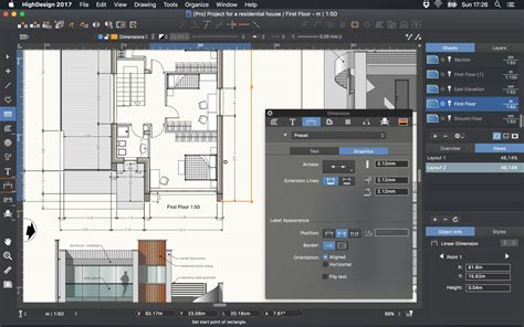 Home Cad Software Mac Highdesign The Smart Cad Software For Mac