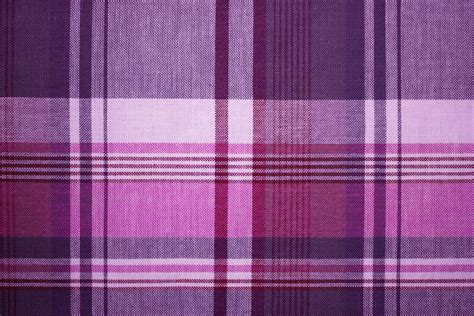 Grey Tweed Upholstery Fabric Purple And Pink Plaid Fabric Texture Picture Free