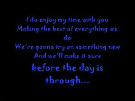 song lyrics kina kina grannis my own lyrics