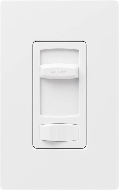 lutron dimmer light switches lutron ctcl 153p wh white skylark contour cl dimmable cfl