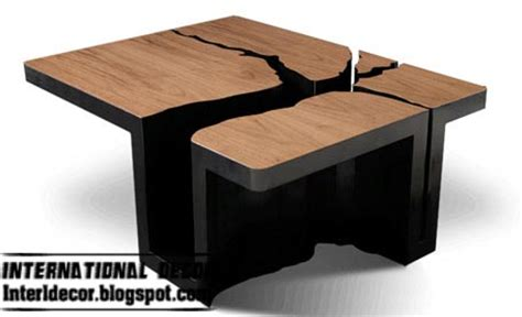 creative and table designs and table models