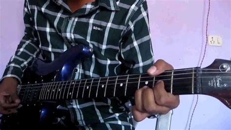 aaudai jadai timro nyano the uglyz guitar cover