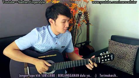 tutorial gitar nathan kangen band cinta yang sempurna nathan fingerstyle