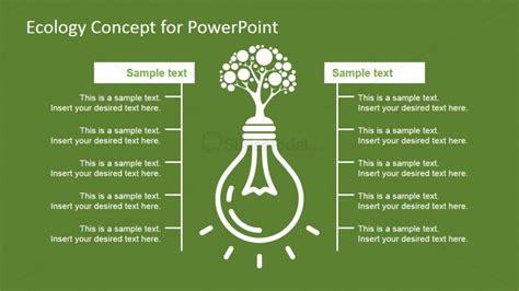 design concept presentation template comparison slide ecology presentations slidemodel