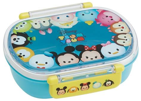 Lunch Box Tsum Tsum disney tsum tsum bento lunch box 360ml from japan new ebay