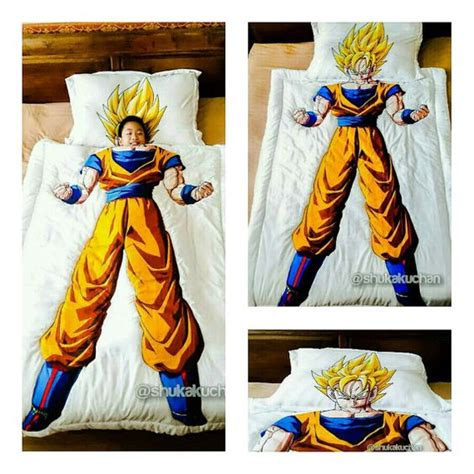 dragon ball z bed sheets dragon ball z bed sheets pictures to pin on pinterest