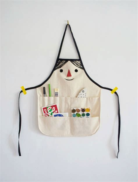 apron ornament pattern diy christmas toys kids can make child