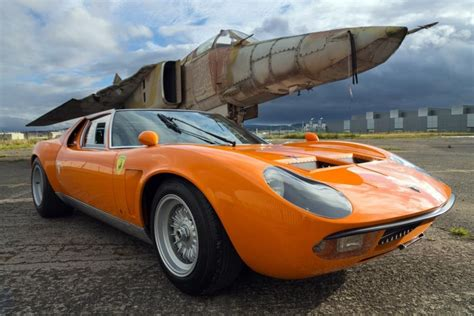 Used Lamborghini Miura by Used 1969 Lamborghini Miura For Sale In Chester Pistonheads