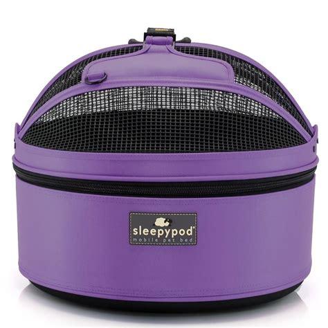 sleepypod mobile pet bed sleepypod mobile pet carrier bed true violet with same