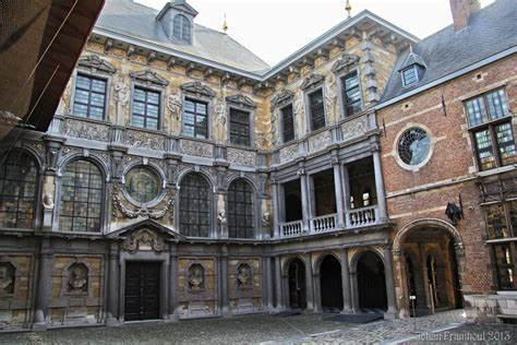 House With Courtyard In Middle by Photos From Belgium Amp Neighbourhood Antwerp 4
