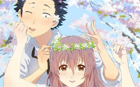 anime koe no katachi koe no katachi full hd wallpaper and background image