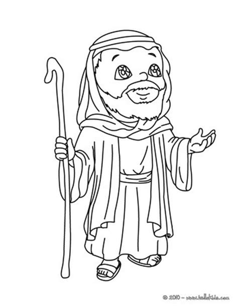 coloring pages of joseph the carpenter joseph the carpenter coloring pages hellokids com