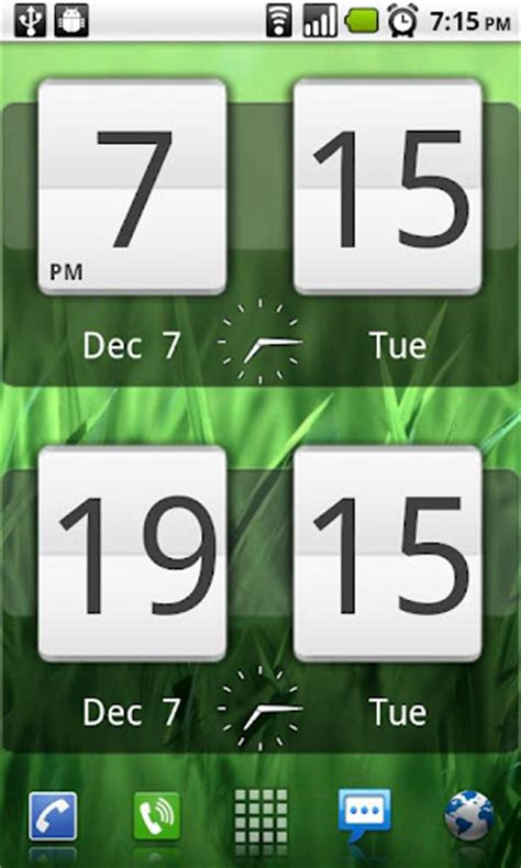 digital clock widget apk sense analog clock widget apk for android