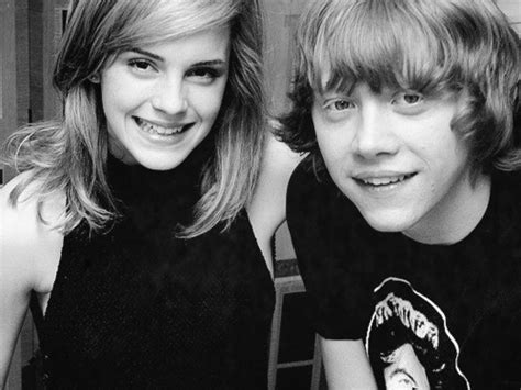 emma watson and rupert grint 1000 images about harry potter on pinterest deathly