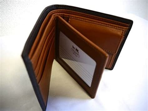 Dompet Fossil Ellis Coin Black Original coach f74617 heritage web leather id coin wallet swish