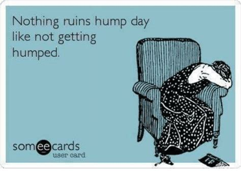 hump day meme dirty  ruins hump day