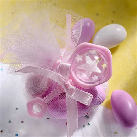 Pink Baby Shower Favors by Pink Baby Rattle Shower Favors It S A Theme Baby