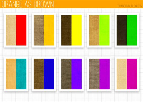 colors that match brown colors that match brown design decoration