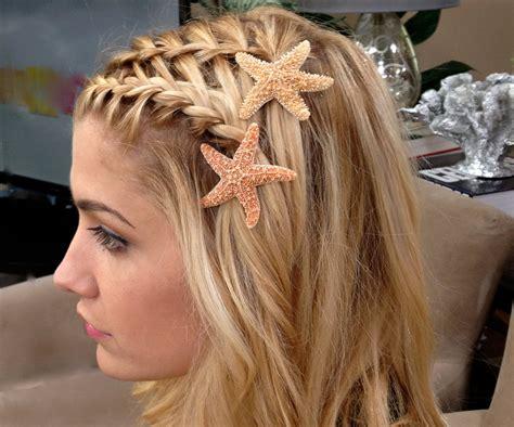 hairstyle ideas for the beach 39 romantic beach wedding hairstyles ideas magment