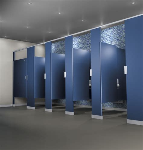ever wondered why toilet stall doors dont go all the way