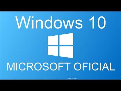 Tutorial Como Descargar Windows 10 Gratis | como descargar e instalar windows 10 gratis espa 209 ol el