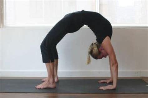 upward bow pose artistic yoga asanas and benefits styles at life