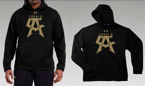 armour canelo hoodie