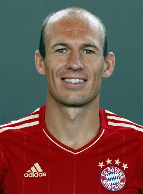 arjan roben all the football transfer rumours from bayern munich