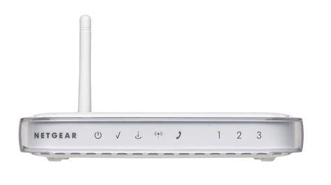 Wifi Router Netgear netgear wireless router w voip ata